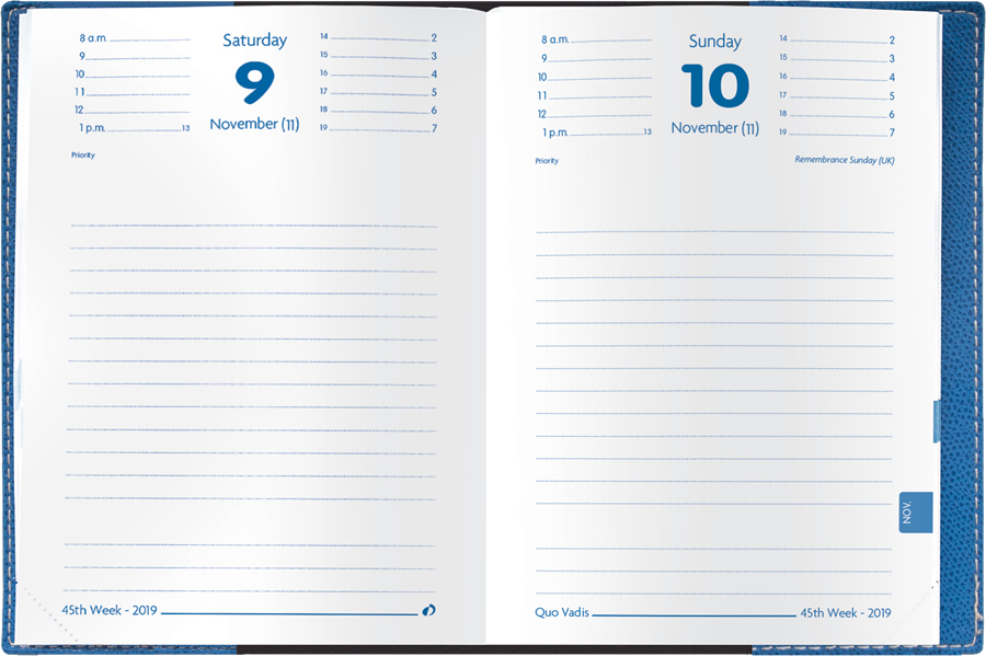 Textagenda » Catalog | Quo Vadis Planners, Journals & Notebooks