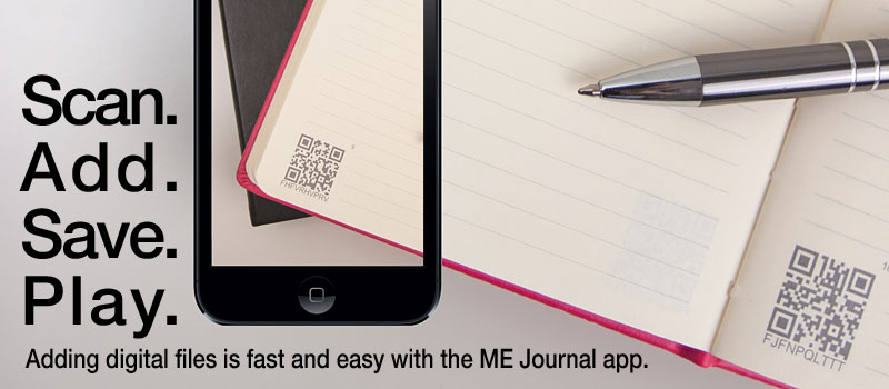 Fast and easy with the ME Journal App